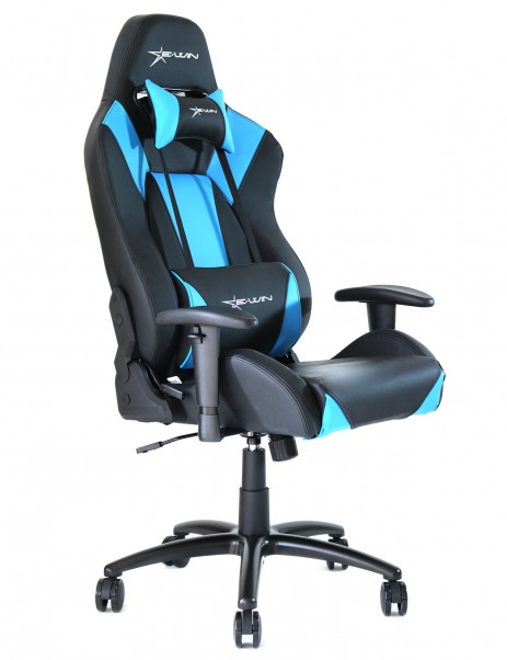 EWin Hero Series Ergonomic Computer Gaming Office Chair with Pillows-HRD