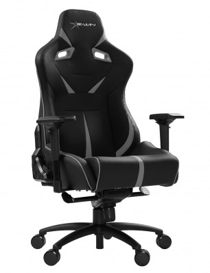 EWin Flash Series Ergonomic Normal Size Computer Gaming Office Chair with Pillows - FLNB