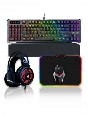 E-WIN Bloody Christmas Collaboration Gaming Gear Bundle