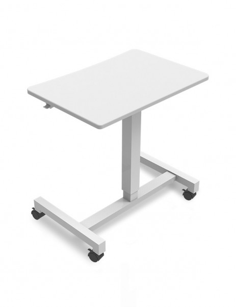 E-WIN H-Shape Pneumatic Height Adjustable Standing Gaming Desk - ARB