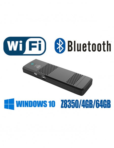 E-WIN Mini PC Computer Stick Intel Atom Z8350 4GBRAM 64GB ROM Win10 64BitHome Version