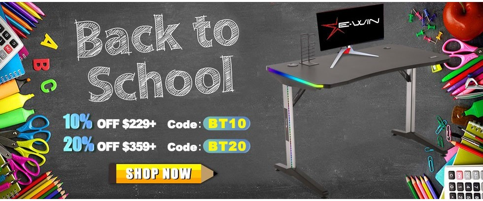 Best RGB Computer Desks - The Finest PC RGB Gaming Desks