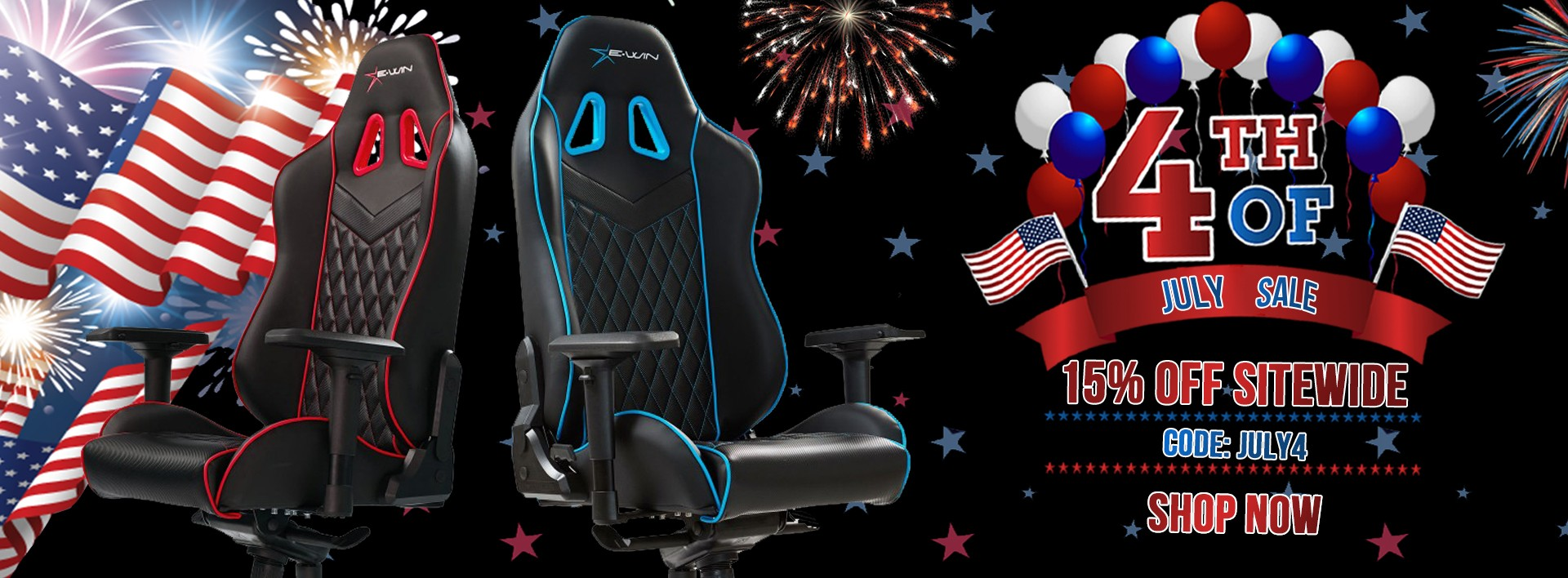 2020 4th of July Sale