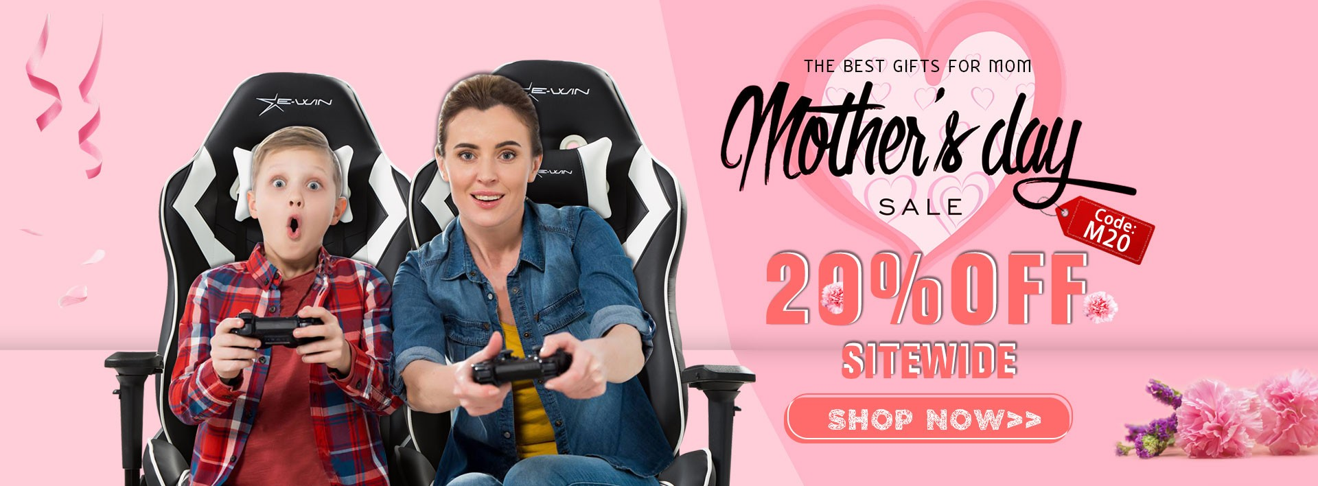 E-WIN  Mother's Day Sale 2021
