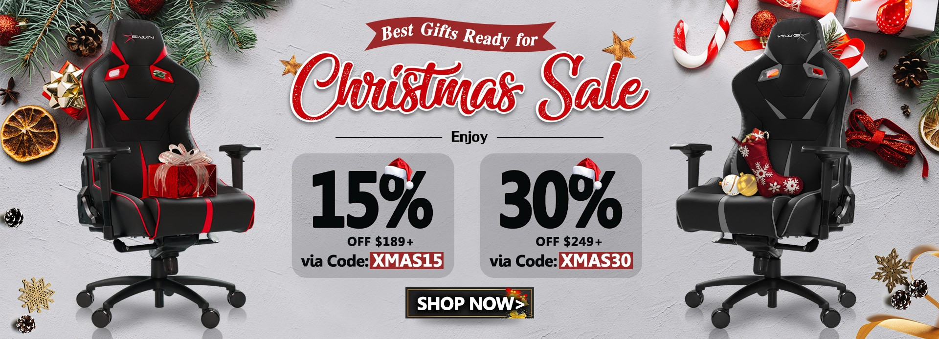 Ewin Chair Christmas  Sale