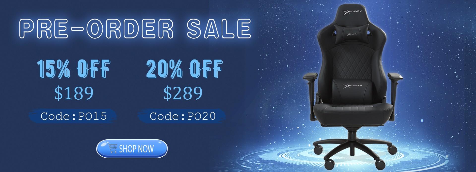 2020 Pre-Order Sale