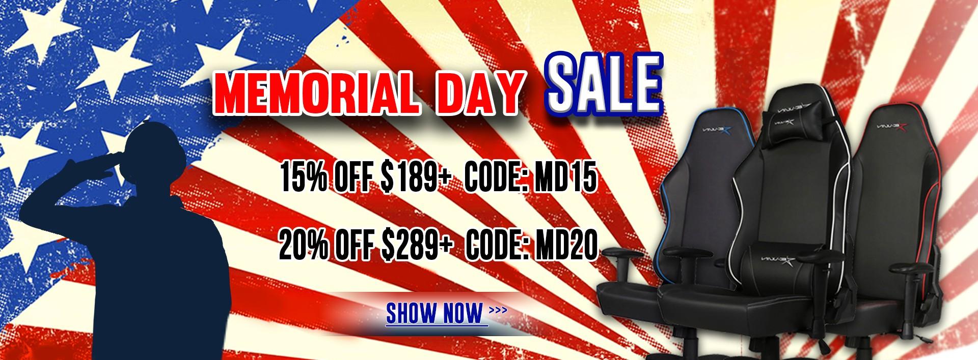 2020 Memorial Day Sale