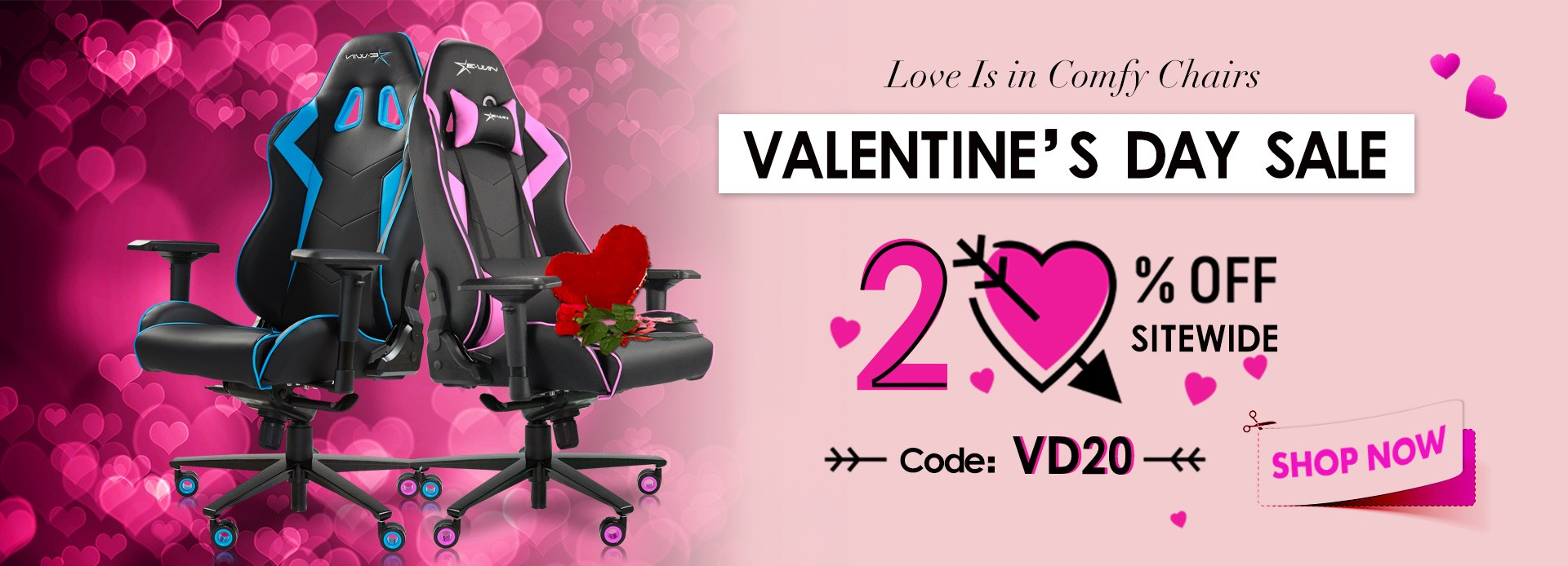 2020 Valentine's Day Sale