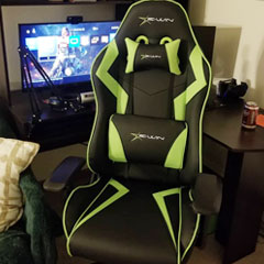EwinRacing Champion Series Gaming Chair CPA