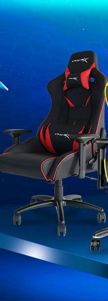 EwinRacing Flash Series Red Gaming Chair