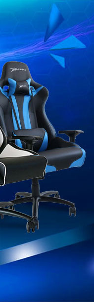 EwinRacing Flash Series Blue Gaming Chair